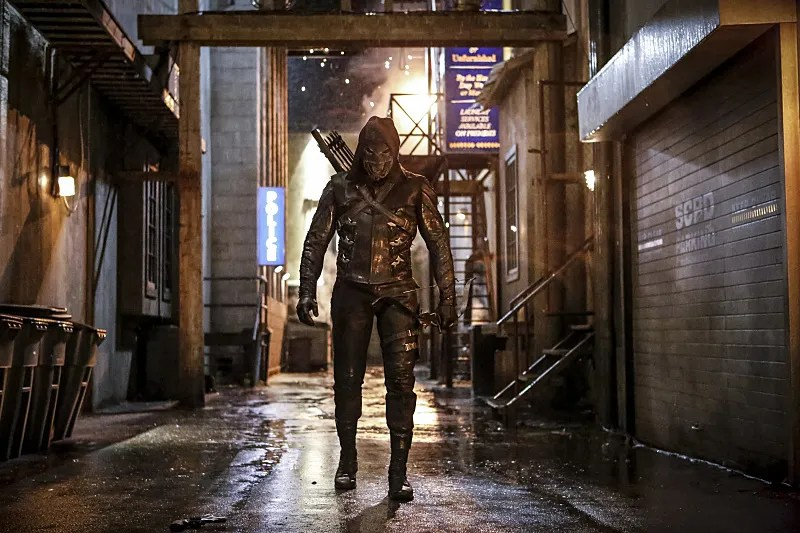 Arrow Who Is Prometheus Vote In Our Poll Collider