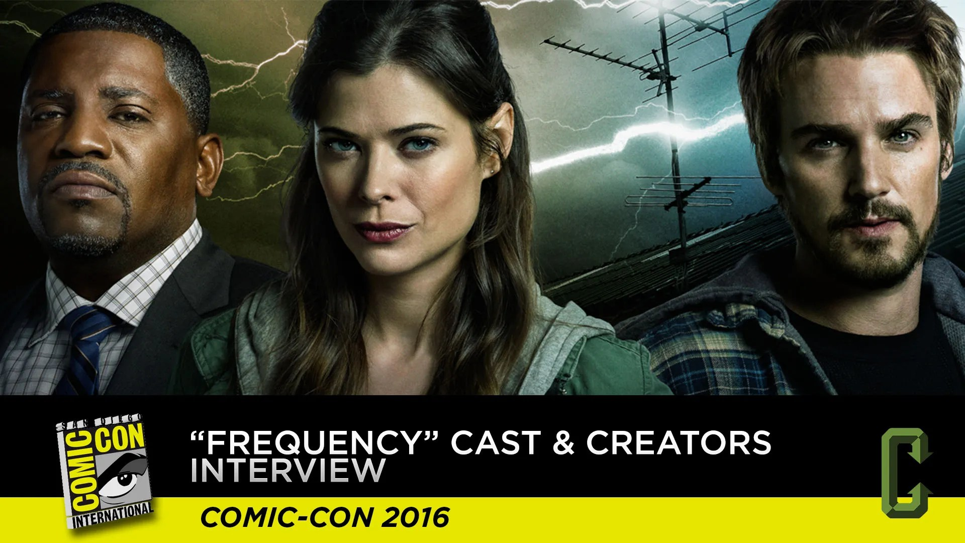 Frequency Tv Frequency Cast Producers On Why The Movie Makes A Good Tv Show