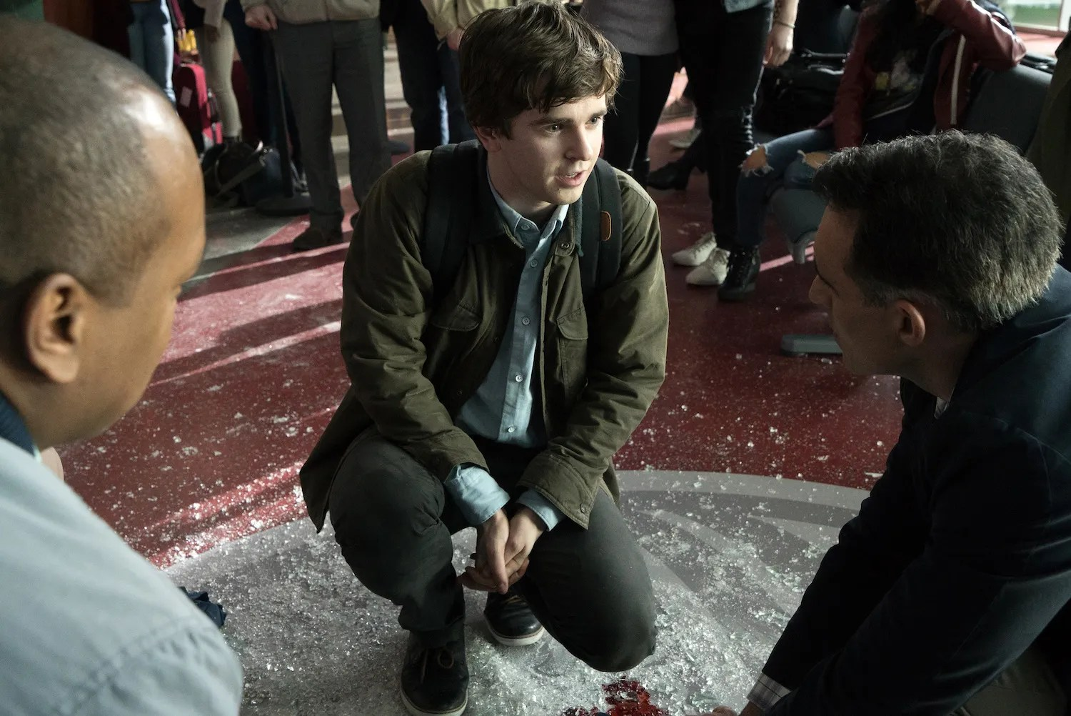 Saw Movie Wallpaper Quotes The Good Doctor Pilot Review Freddie Highmore Shines