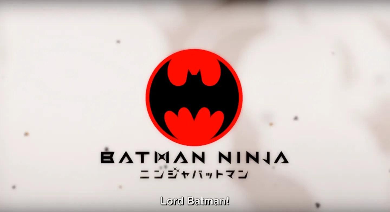 Joker Animated Wallpaper Batman Ninja Trailer Travels To Feudal Japan Anime Style