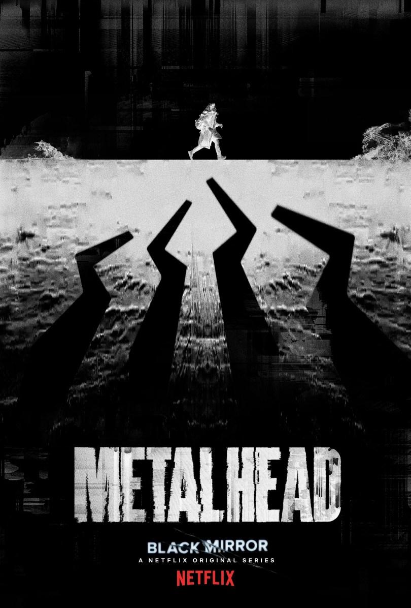Black Mirror, Black Mirror Season 4, Episode 5, Metalhead