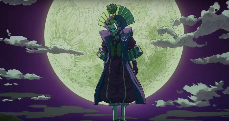 Anime Guy Wallpaper Batman Ninja Review Blu Ray Release Date Special Feature