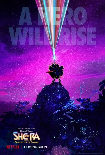 Epic Fantasy Girl Wallpaper Netflix S She Ra Series Cast And First Look Image Revealed