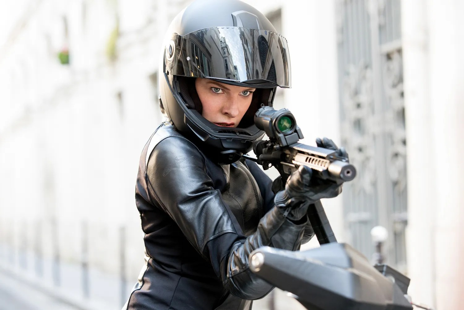 Supermoto Girl Wallpaper Weekend Box Office Mission Impossible Fallout