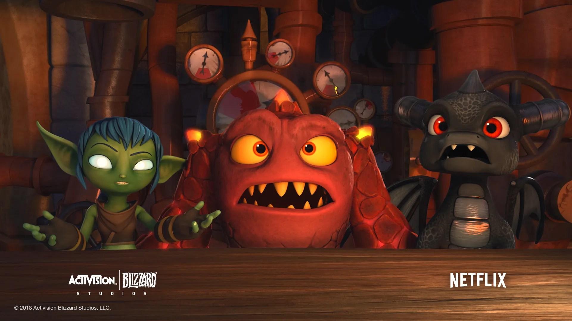 Zombies Animated Wallpaper Hd Skylanders Academy Season 3 Trailer Confirms Dark Spyro