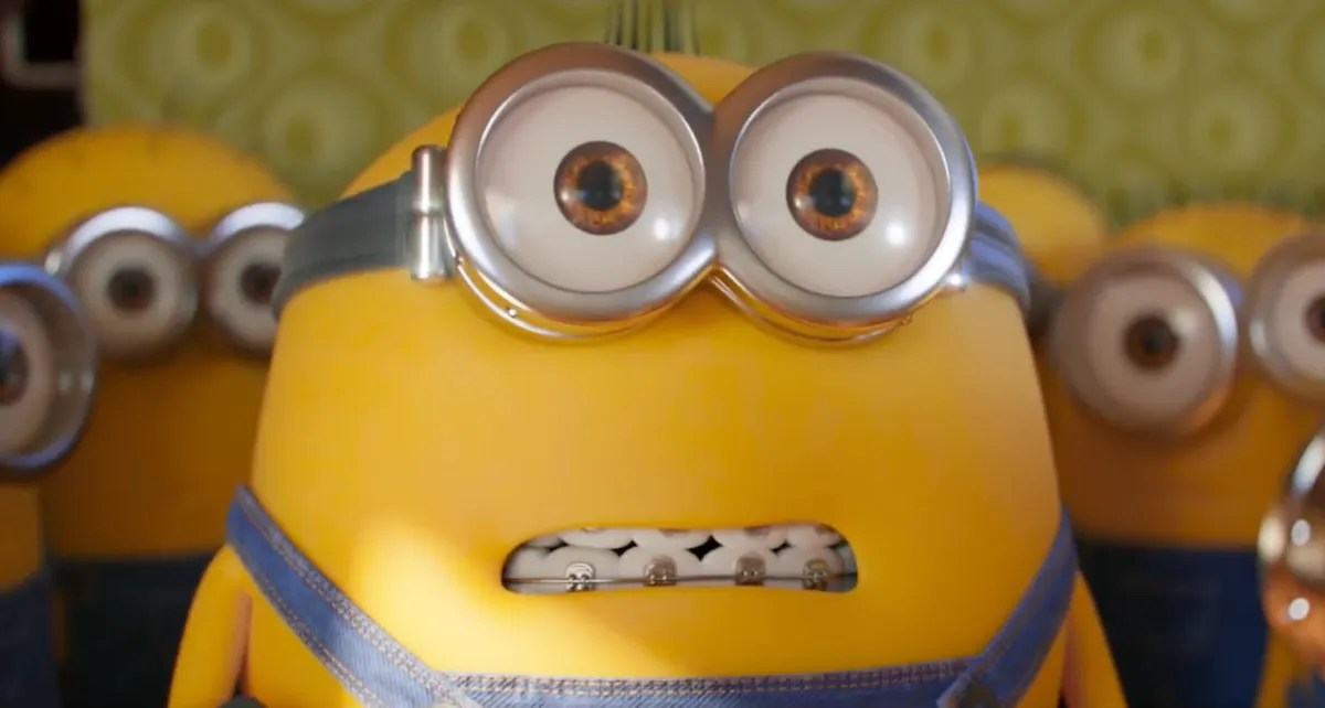 Minion Kevin Minions 2 Trailer Teaser Features Steve Carell And Lots Of