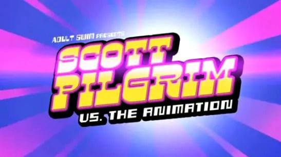 SCOTT PILGRIM VS THE ANIMATION to Air on adult swim on August - animation title