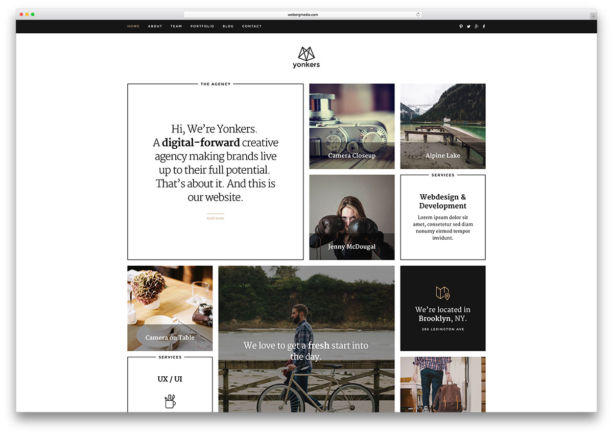 Unique Html Photo Gallery Template Images - Professional Resume ...