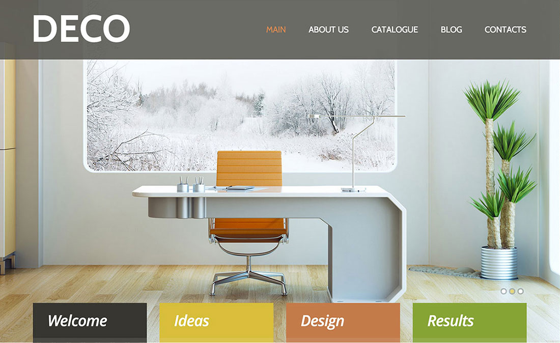 40 Interior Design Wordpress Themes That Will Boost Your