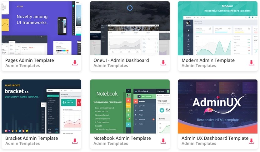 25 Best Bootstrap 4 Admin Templates For Web Apps 2018 - Colorlib
