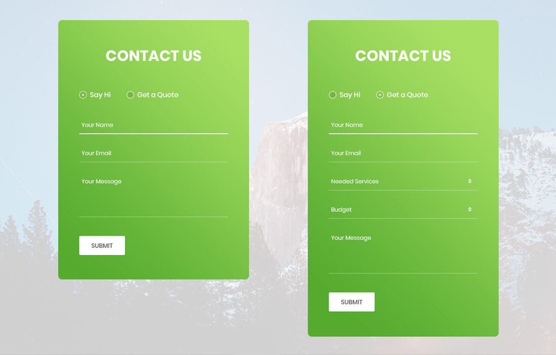 20 Free Booking Form Templates To Help You Serve Better - personal data form template download free