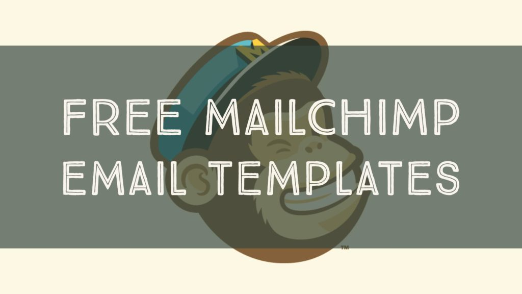 Top 25 Free  Paid MailChimp Email Templates 2018 - Colorlib