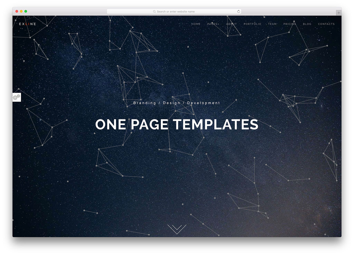 33 Best Html5 One Page Website Templates 2019 Colorlib