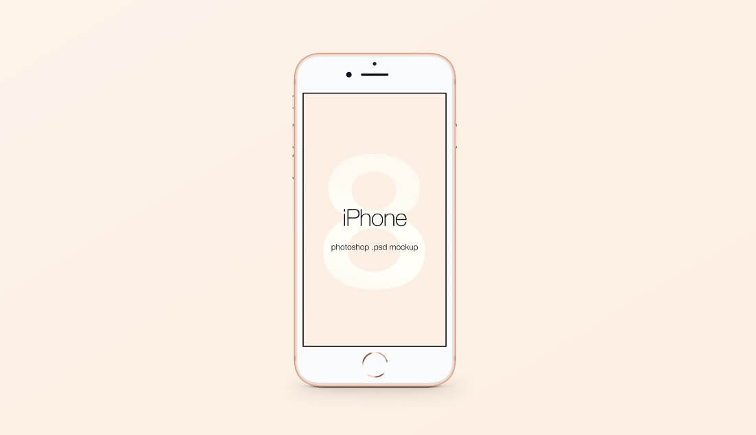 24 Best Free iPhone X + 8/8 Plus PSD Mockup Templates in 2018 - Colorlib