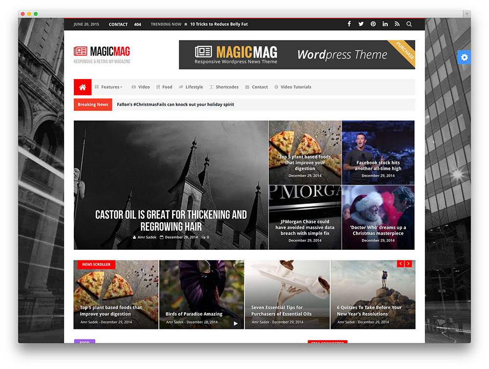 25 Awesome WordPress Review Themes 2018 - Colorlib