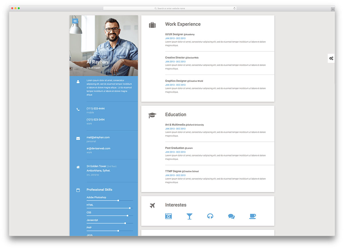 resume building sites resume templates professional cv format resume building sites resume builder resume builder livecareer 15 best html5 vcard and resume templates