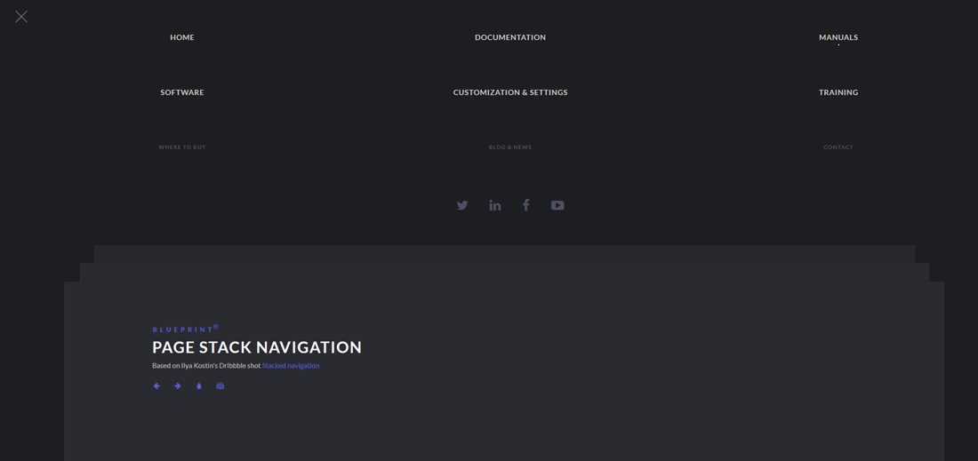 21 Best Free Website Menu Templates For Modern Creative Sites