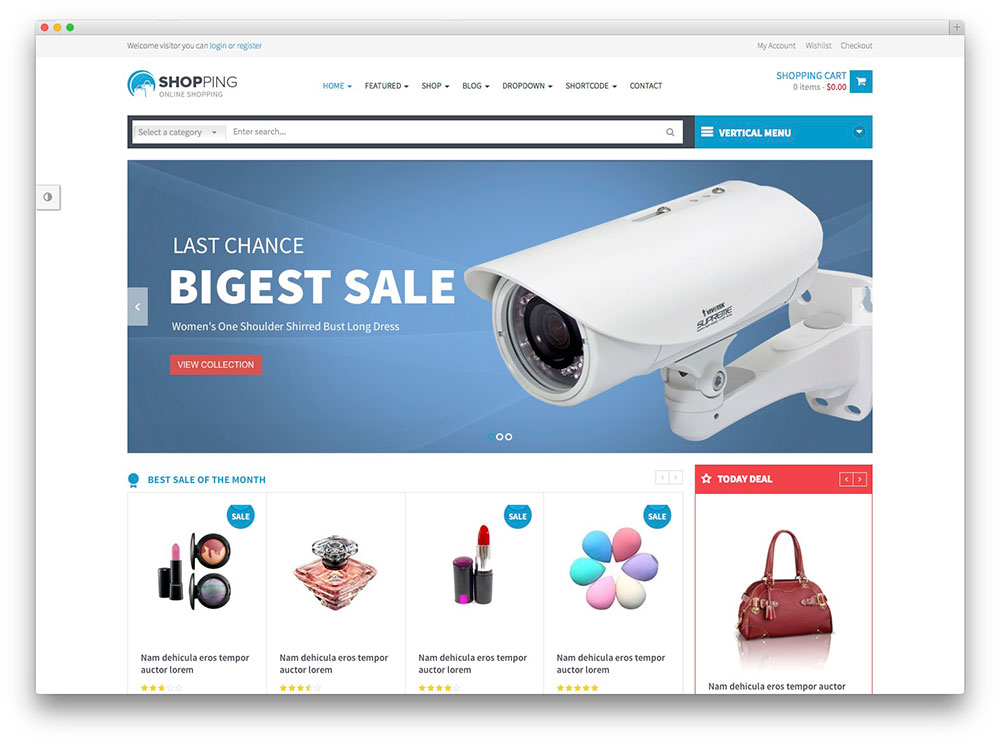 49 Best WooCommerce WordPress Themes To Build Awesome eStore 2018