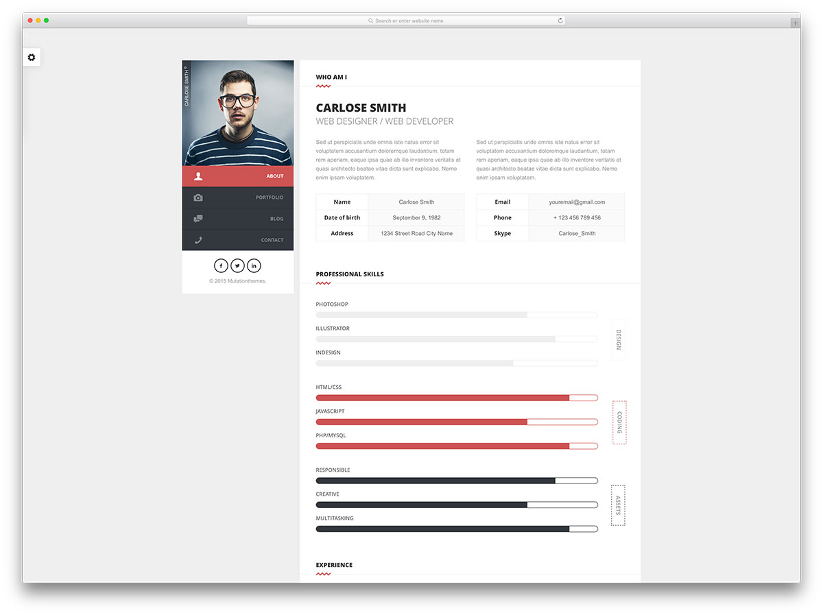 Best Ideas About Resume Maker Professional On Pinterest Best Free Resume CV  Templates In Ai Indesign  Best Free Resume Builders