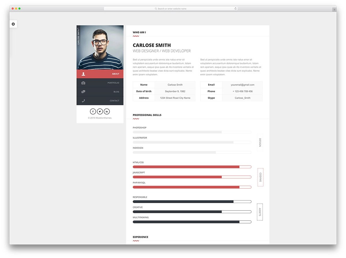 Best Ideas About Resume Maker Professional On Pinterest Best Free Resume CV  Templates In Ai Indesign  Free Resume Online