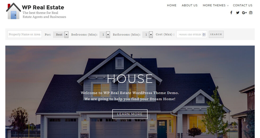 22 Best Free Real Estate Website Templates For Real Estate Companies