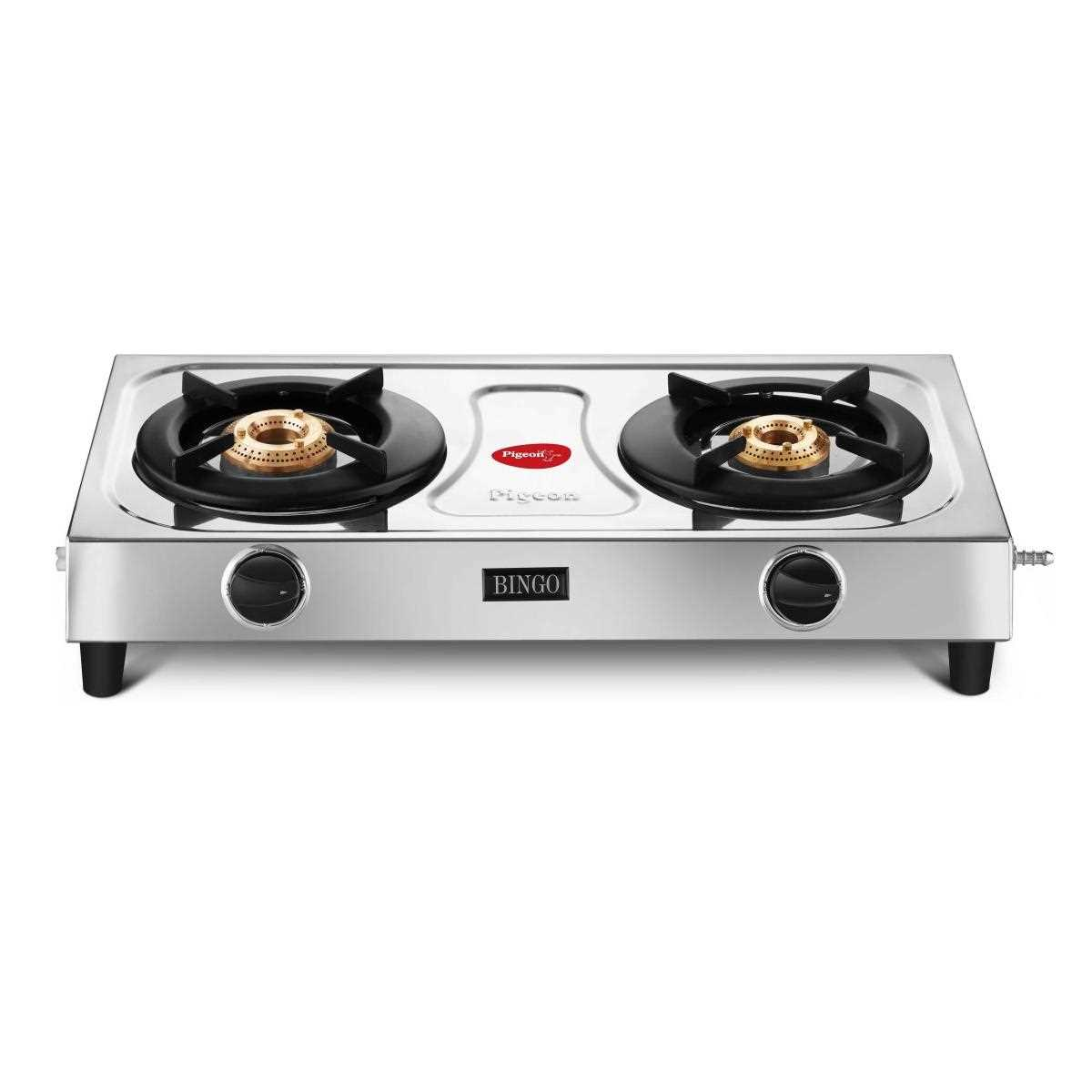 Gas Stove Prices Pigeon Gas Stove And Hob Price List In India 2017 Lowest