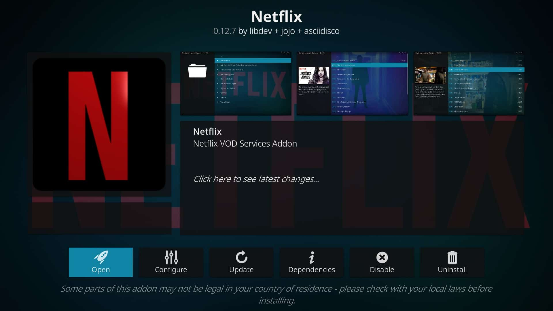 Einrichten Netflix How To Watch Netflix On Kodi 18 Install The Netflix Kodi Addon