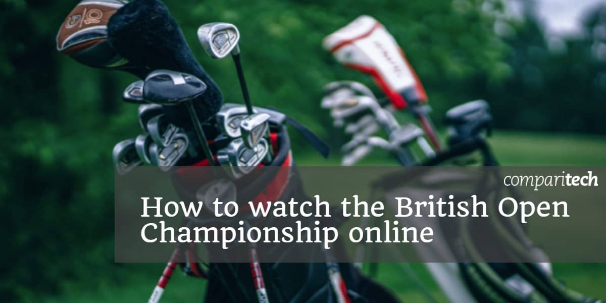 british open golf 2018 streaming live
