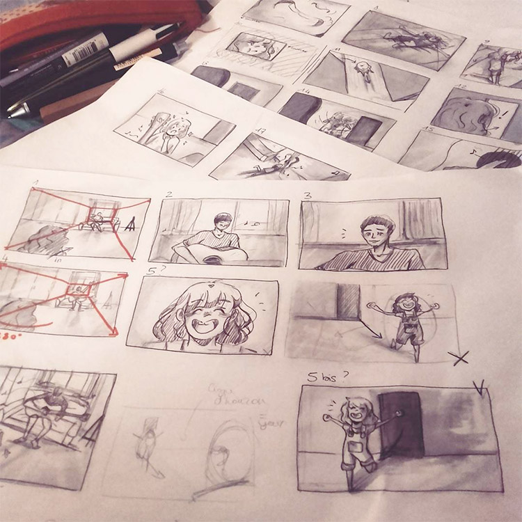What is a Storyboard Artist?