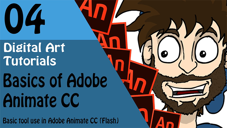 Best Adobe Animate CC Tutorials  Online Courses For Self-Learning