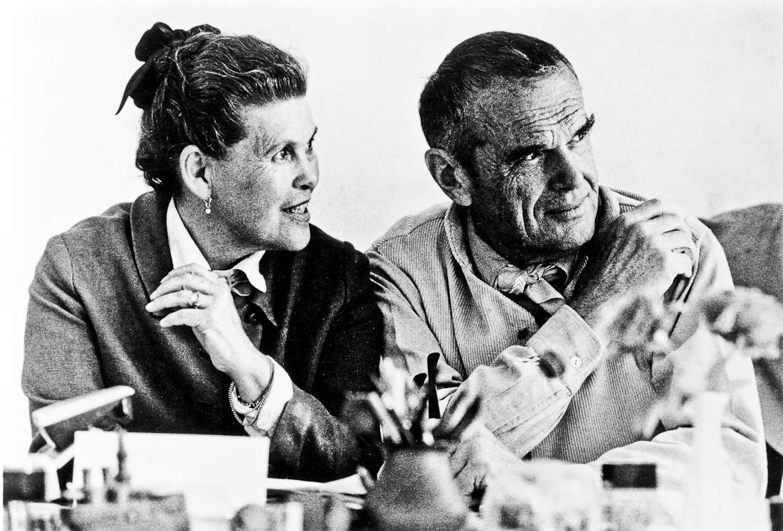 Charles Eams The Eames Explainer: How One Family Left A Legacy On