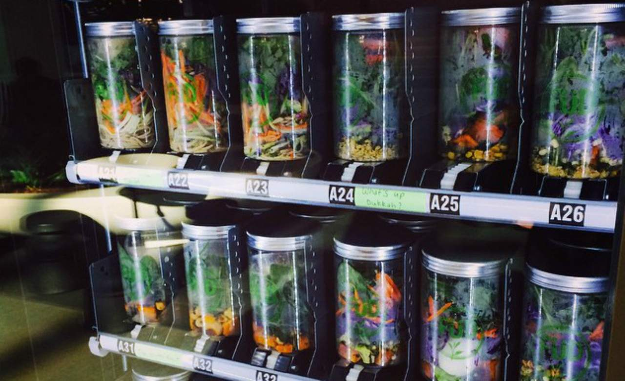 Hydroponic Store Melbourne Melbourne Is Getting Salad Vending Machines Concrete