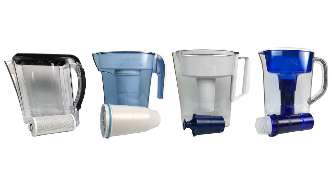 Water Filter Pitchers Review Consumerlab Com