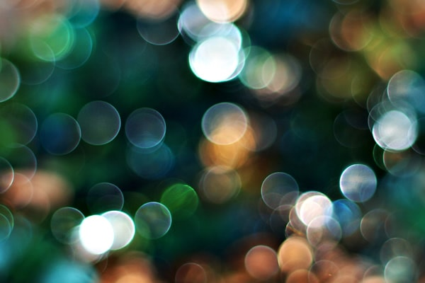How to Get Really Creative With Bokeh Photography Contrastly