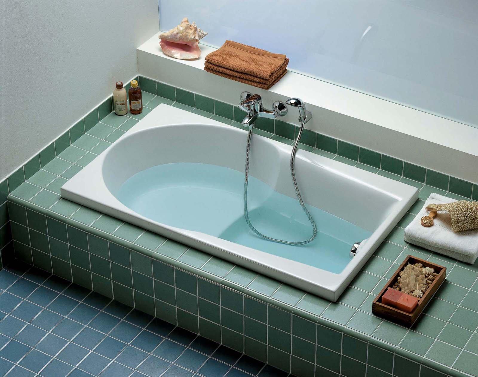 Vasca Da Bagno Quadrata Misure : Vasca da bagno quadrata dimensioni