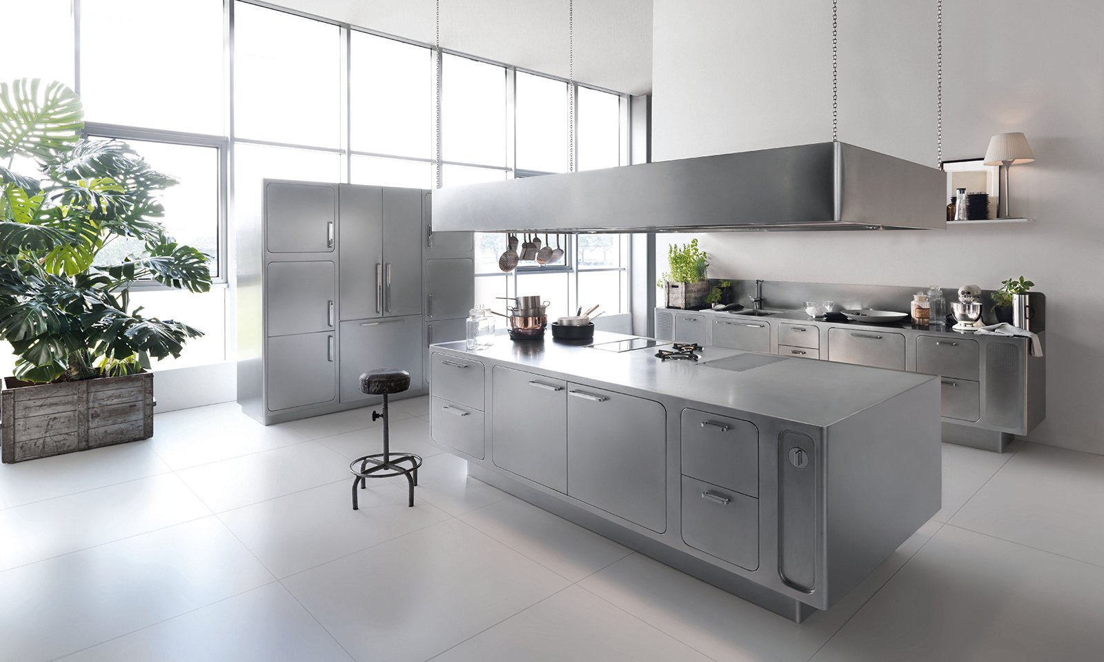 Küchenzeile Industrial Style Cucine Industrial Style Cose Di Casa