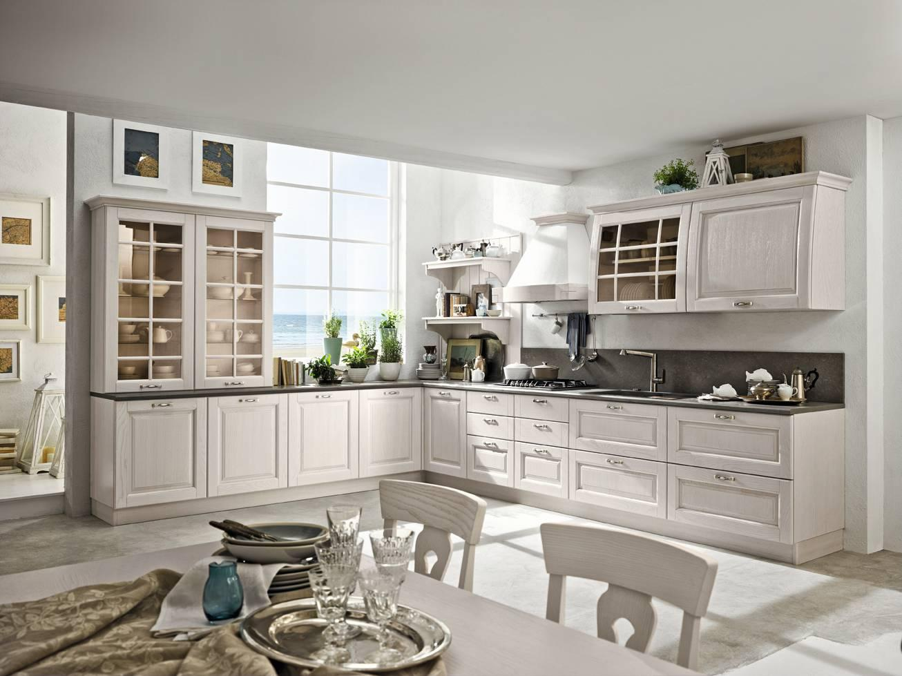Cucina Stile Country Francese | Cucina In Stile Country Sprea ...