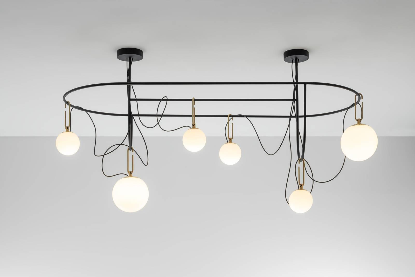Lampadari E Plafoniere Moderne : Artemide plafoniere moderne grandioso foto della