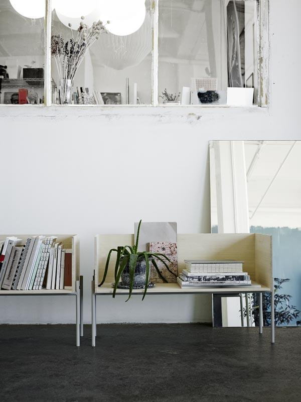 Bücherregal U2022 Bilder \ Ideen U2022 Couchstyle | Hwsc.us   Bucherregal  Systeme Presotto Highlight