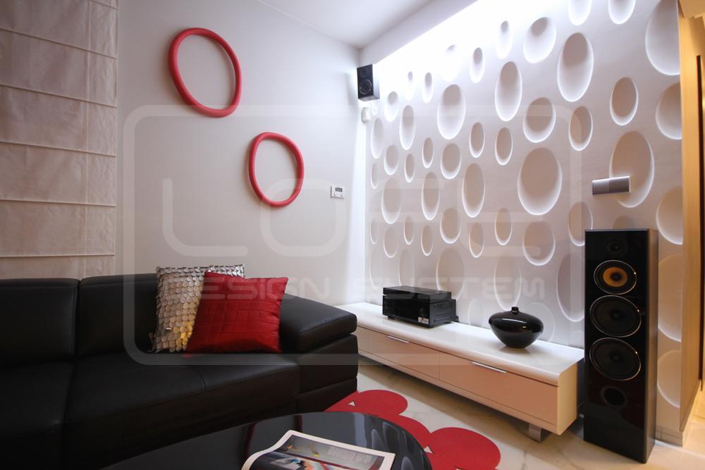 wandgestaltung kreativ inlandbillybullock - coole buchstutzen kreativ dekorativ stabil