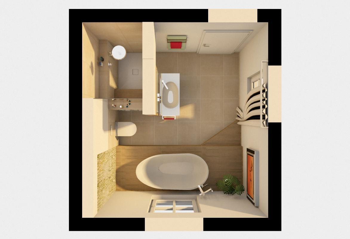 Badezimmer Grundriss U2022 Bilder \ Ideen U2022 COUCHstyle   Badezimmer 15m2