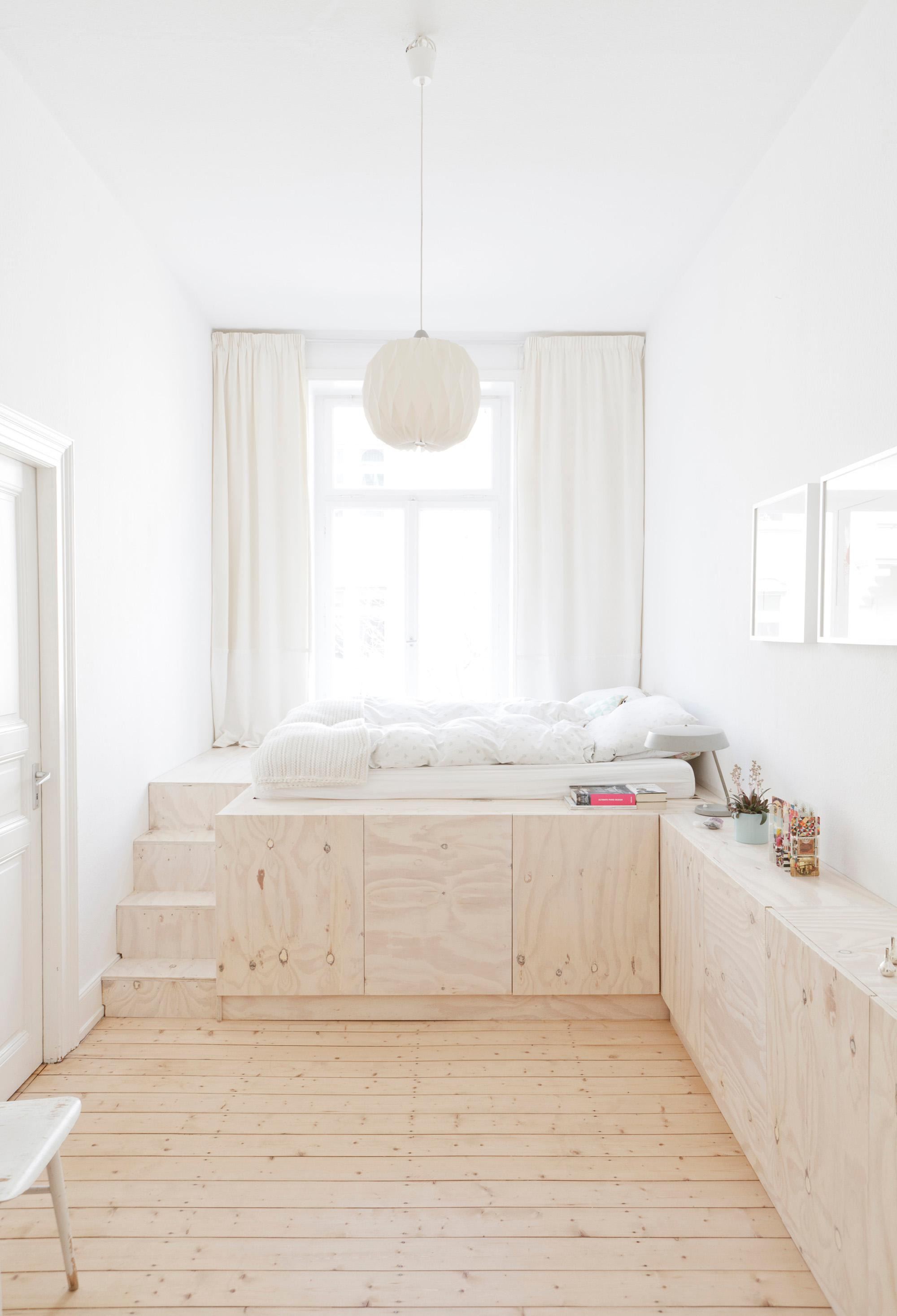 Schlafzimmer Mit Sideboard Bettpodest Kombination B