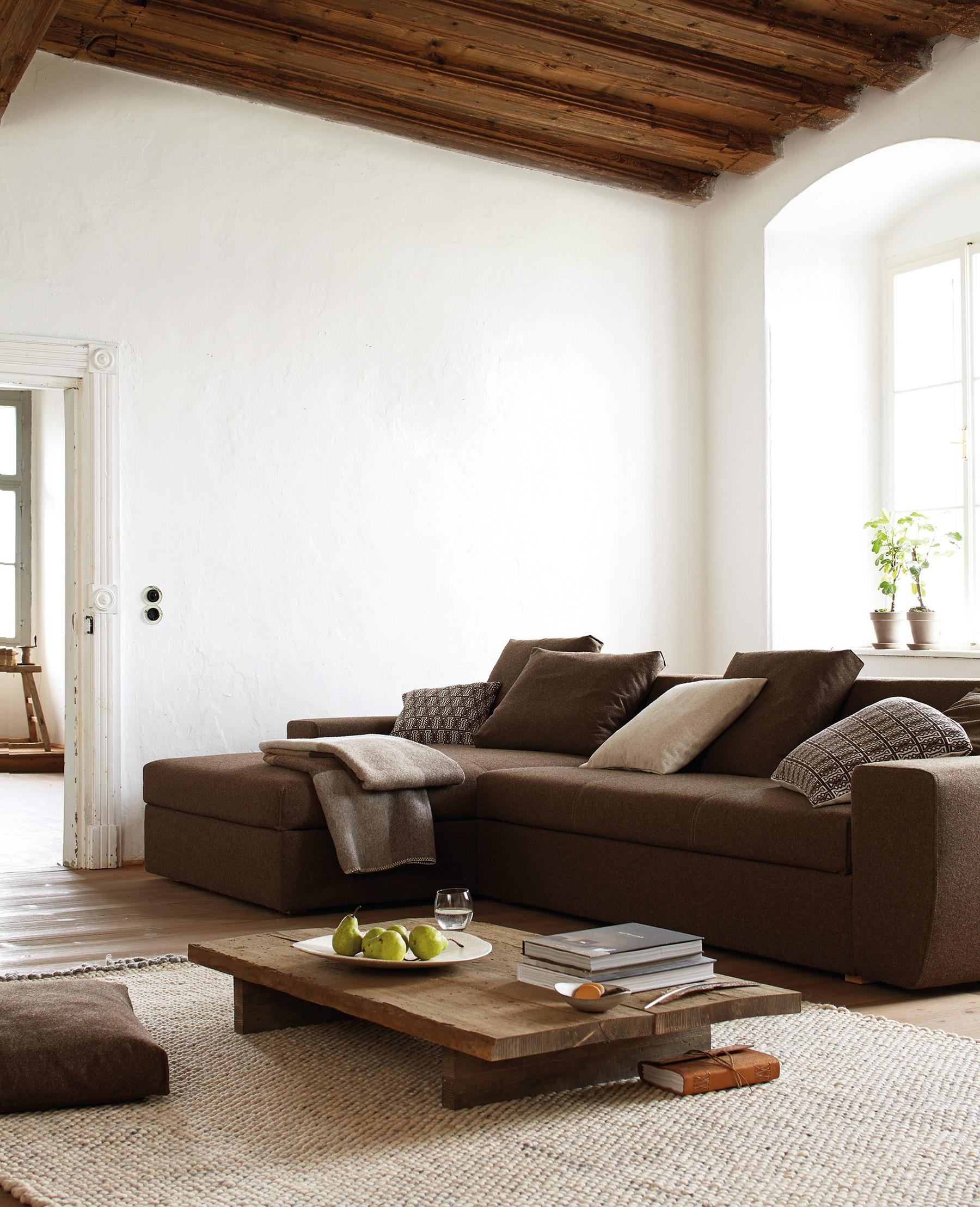 Braunes Sofa Braunes Sofa Bilder And Ideen Couch