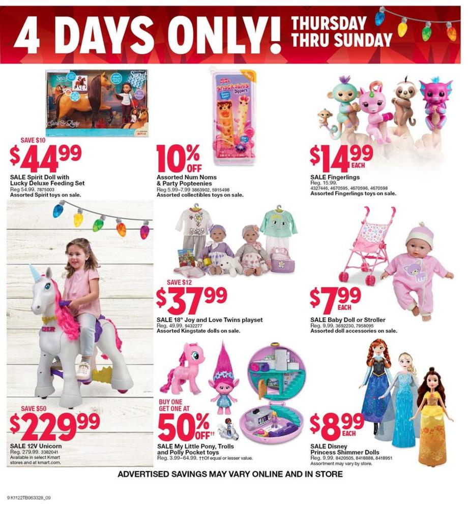 Kmart Coupons Kmart Black Friday Ads Sales And Deals 2018 Couponshy