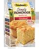 $0.50 off 1 Fleischmanns Simply Homemade Cornbread