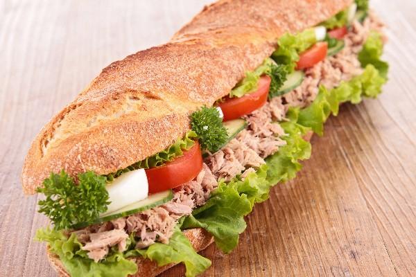 Italian Tuna Salad Sandwich Weight Watchers Kitchme