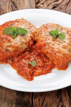 Luxurious Grilled Ken Parmigiana Tomato Ken Parmesan Kitchme Grilled Ken Parmigiana Olive Garden Recipe Grilled Ken Parmesan Pasta