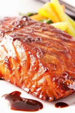 Seemly Teriyaki Sauce 4 Points 6548 Salmon Steak Recipe Pan Seared Salmon Steak Recipe Fried Ww Grilled Salmon
