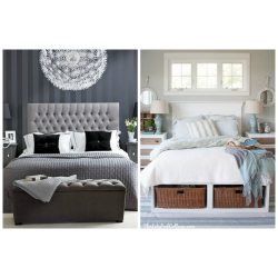 Appealing Footboard Storage Goodstuff Home Tips To Organize Your Bedroom Goodstuff Decorate Small Bedroom Two Single Beds Small Rooms Two Beds How To Organize A Small Bedroom