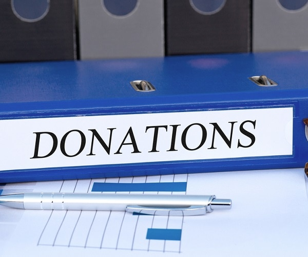 Maximize Tax Write-Offs by Tracking Donations - thegoodstuff